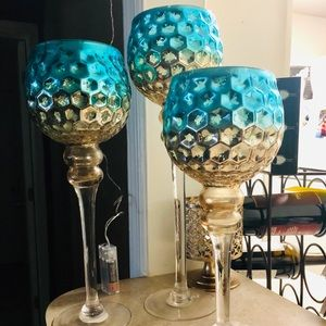 Kirkland Signature Accents - Candle holders